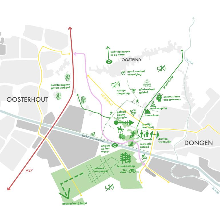 Dromenlab Oosterhout-Dongen - positieve plekken