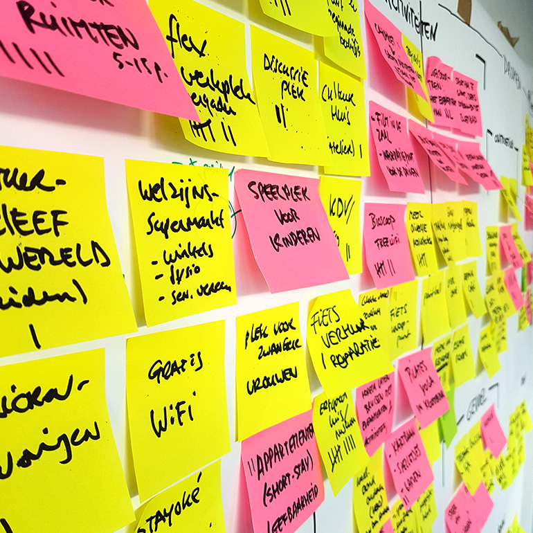 Dromenlab de wetering - dromen analyseren