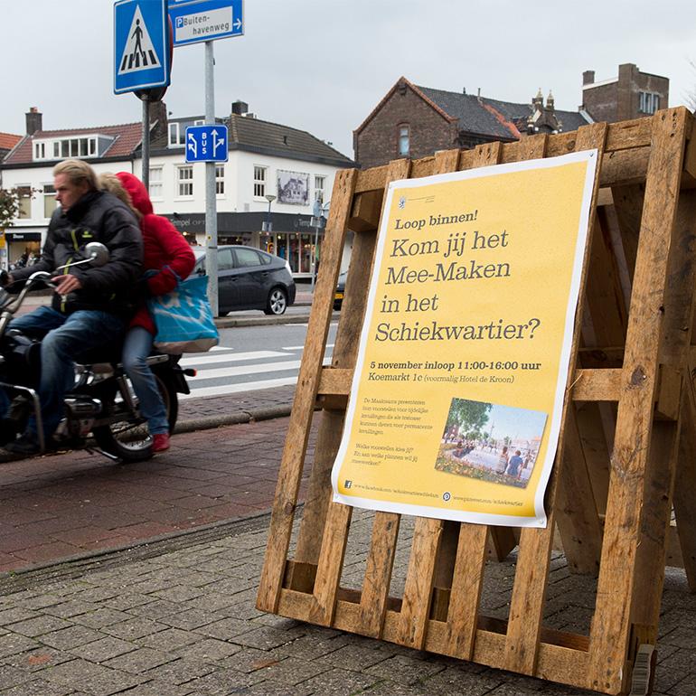 Maakplaats Schiedam - Maak mee