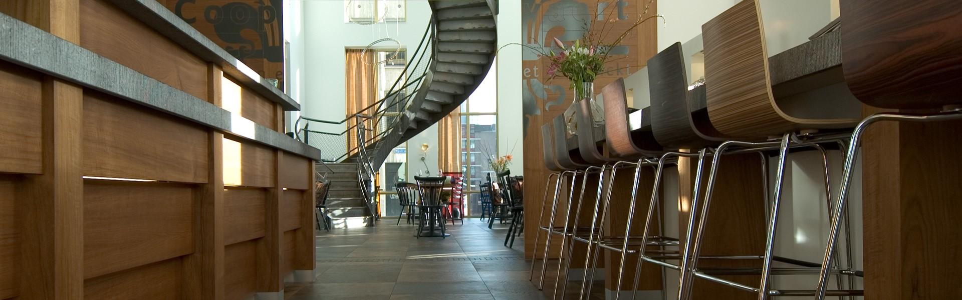 Restaurant Coopvaert Rotterdam