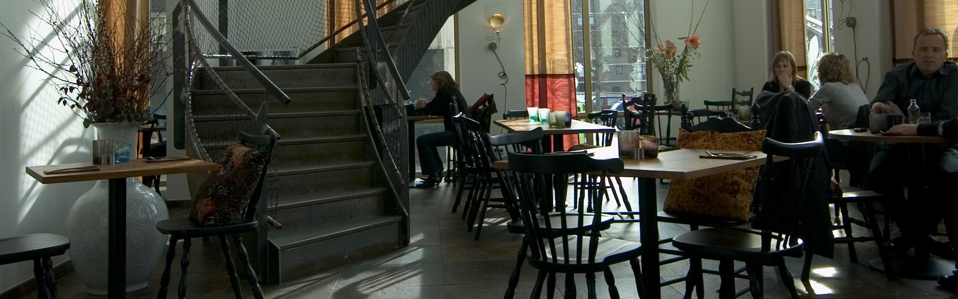 Restaurant De Coopvaert Rotterdam - restaurant