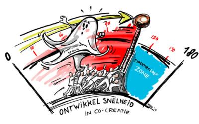 Van 'op de rem voor het participatie-spook' naar 'doorschakelen met de co-creatie-pook'!