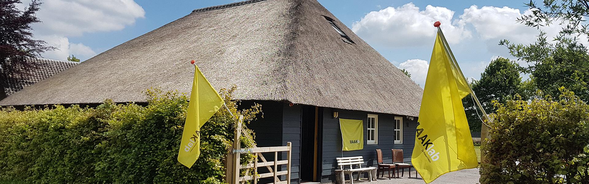 MAAKlab Oosterhout-Dongen - Vlaamsche  schuur