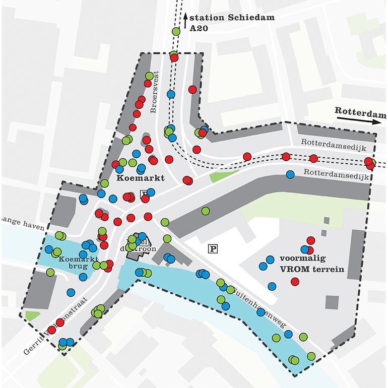 Dromenlab Schiedam - Plek waarderen