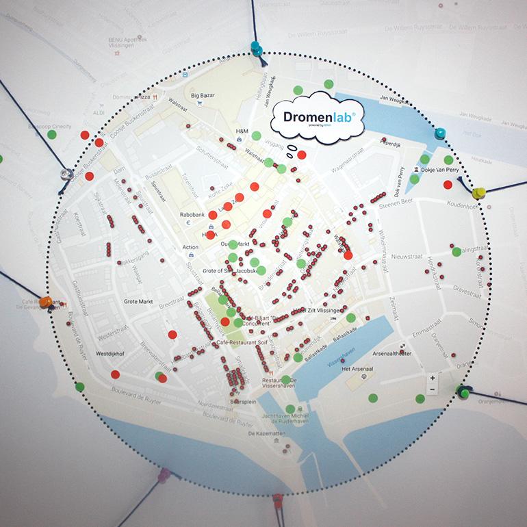 Dromenlab Vlissingen - Waardering monumentenkaart